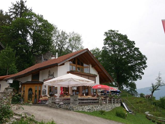 Burgcafe Werdenstein