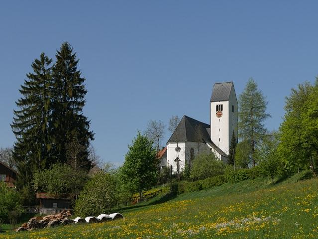 St. Michael in Mittelberg im Allgäu