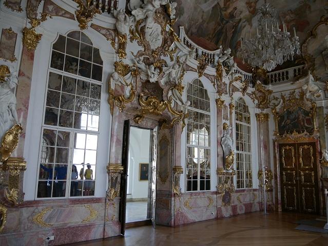 Festsaal der Residenz Kempten