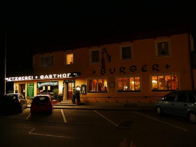 Gasthof Zum Burger in Marktoberdorf - Außenansicht
