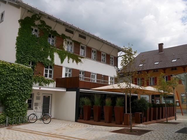 Restaurant zum Sailer in Marktoberdorf - Außenansicht