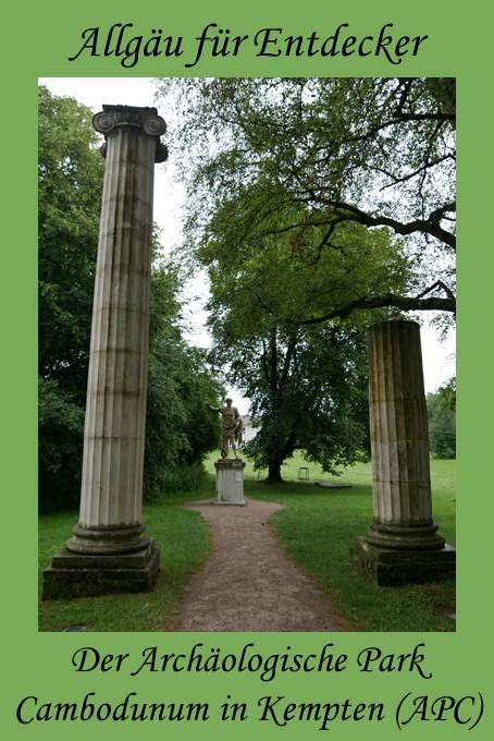 Archäologischer Park Kempten APC