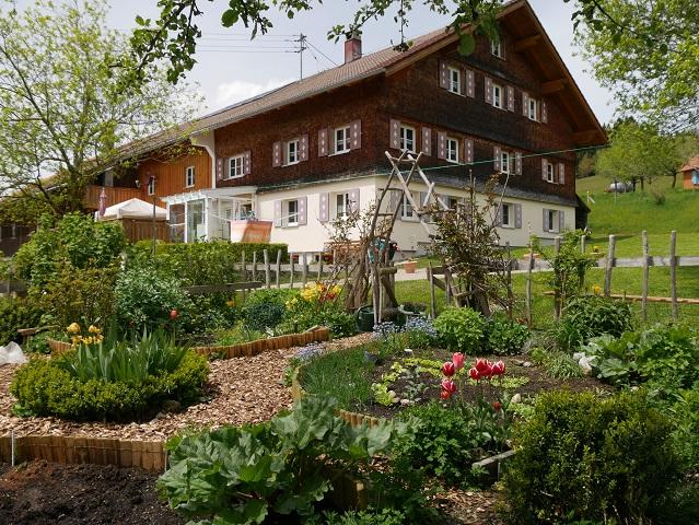 Allgäuer Bauerngarten