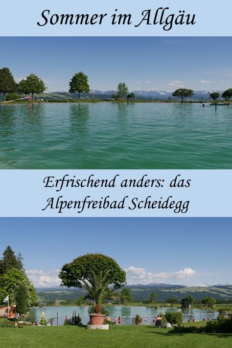 Alpenfreibad Scheidegg