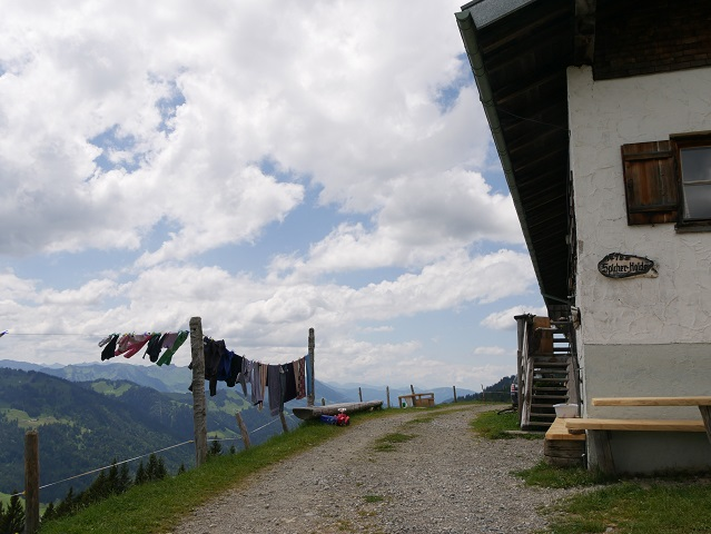 an der Alpe Spicherhalde
