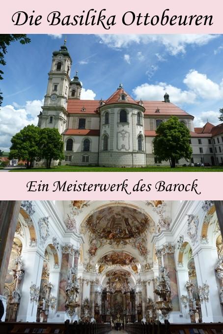 Die Basilika Ottobeuren