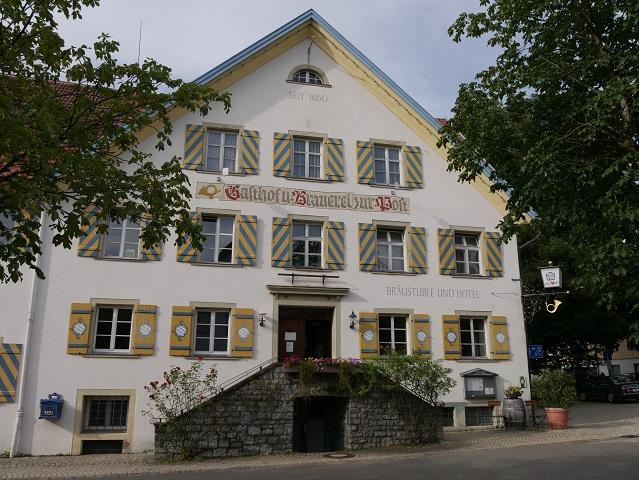 Brauereigasthof zur Post in Weiler im Allgäu