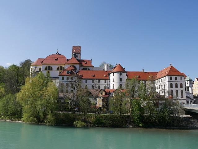 Das Kloster St. Mang in Füssen