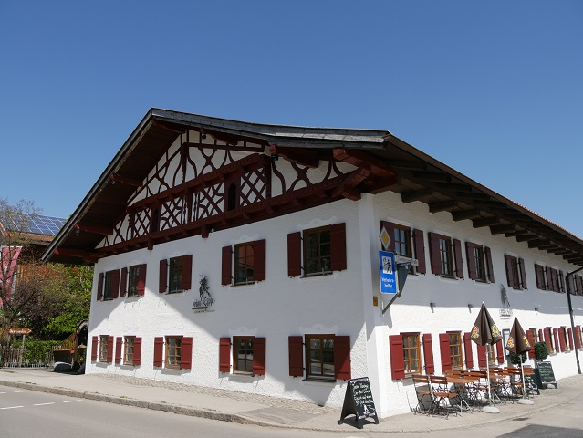 Gasthaus Beim Lipp in Roßhaupten