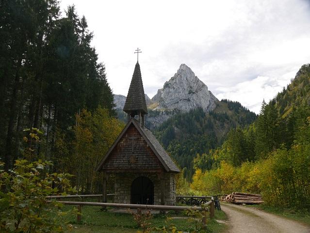 Kapelle am Wankerfleck
