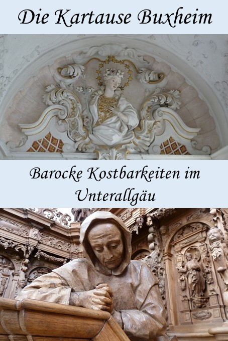 Ein Besuch in der Kartause Buxheim im Unterallgäu - ein Meisterwerk des Barock