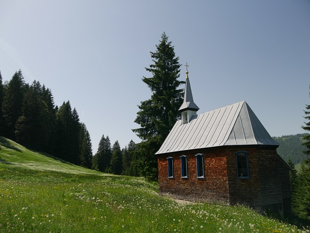 Marienkapelle bei Balderschwang