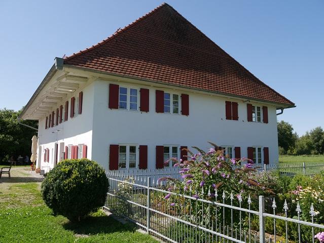 Museum und Café im Benninger Ried