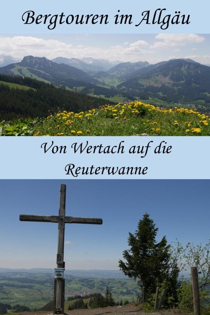 Bergtour von Wertach auf die Reuterwanne