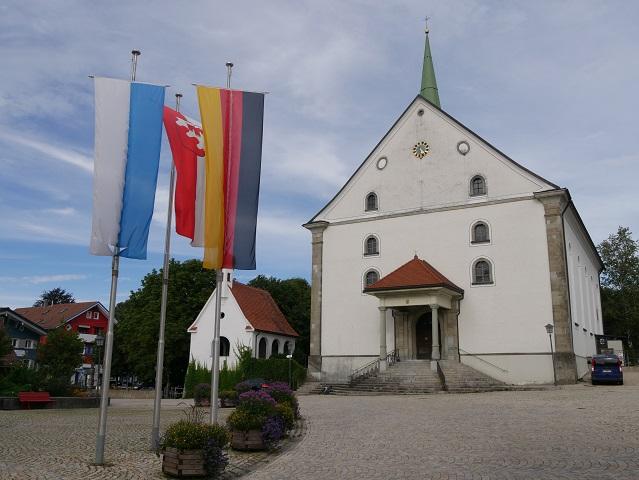 Pfarrkirche St. Blasius in Weiler im Allgäu