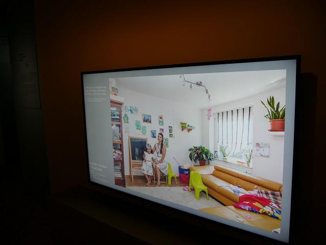 Themenraum Wohnen in Kempten im Zumsteinhaus