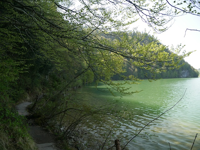 am Weißensee