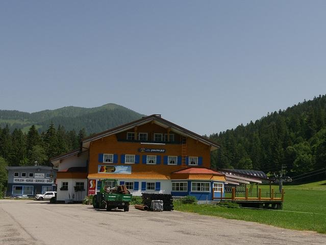 die Schelpen-Alp bei Balderschwang