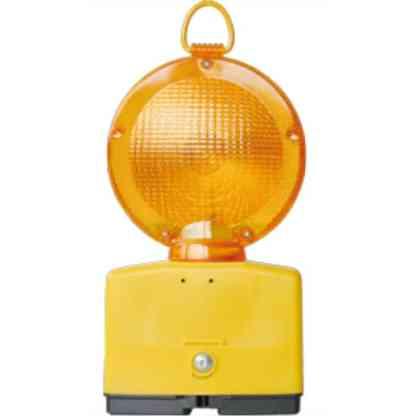 Verkehrs-Sicherheitsleuchte gelb