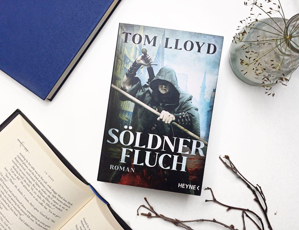 Rezension zu Söldnerfluch von Tom Lloyd