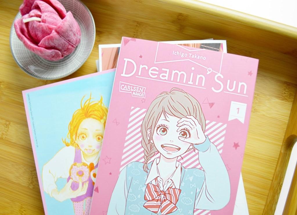 Rezension | Dreamin' Sun von Ichigo Takano