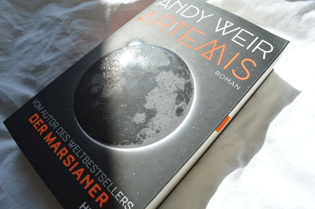 Rezension | Artemis von Andy Weir