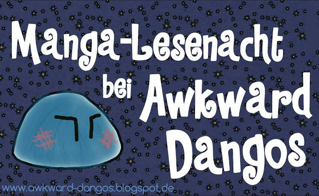 Manga-Lesenacht bei Awkward Dangos #2