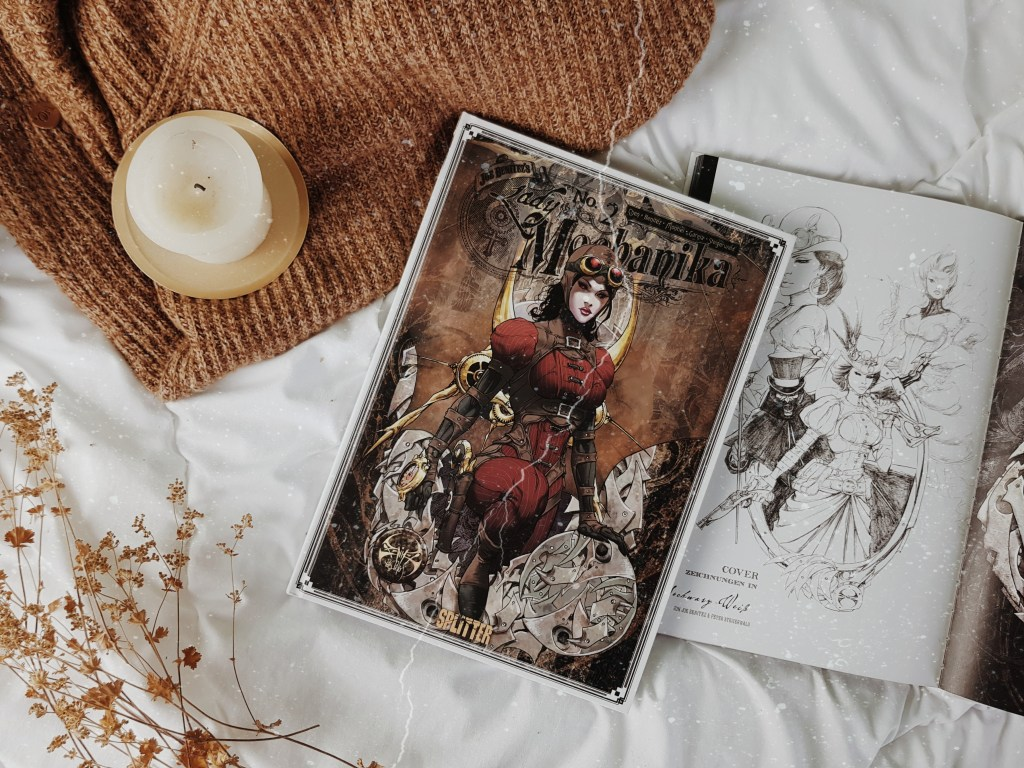 Rezension | Lady Mechanika Band 2: An Bord der Helio-Arx von Joe Benitez