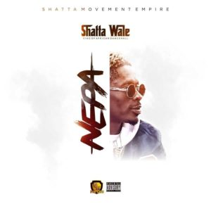 Shatta Wale is out with a new vibe titled Nepa.
