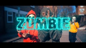 Another one off the new album from Fuse ODG dubbed Zombie.