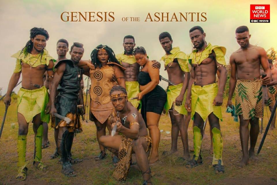 Movie On The History Of Ashanti Kingdom To Hold Kumasi Premiere On April 14