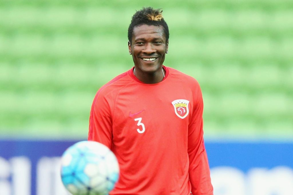 5 Years Of Castro's Misfortune: Dad Asks Asamoah Gyan To Shut Up