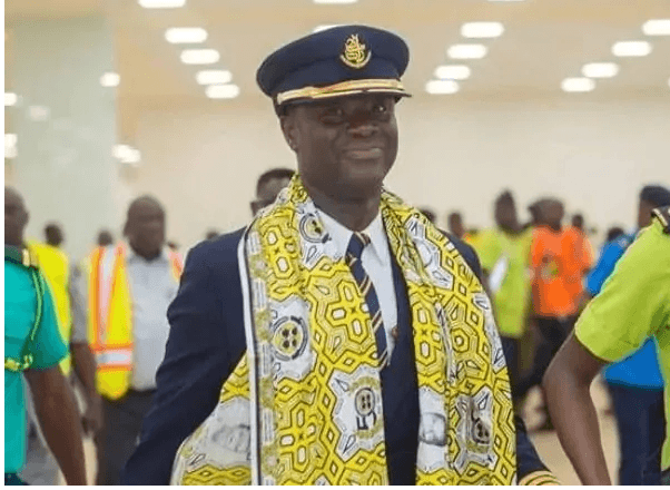 Ghanaian Pilot Who Flew The Biggest Aircraft In History Has Been Honoured With Top Aviation Laurel