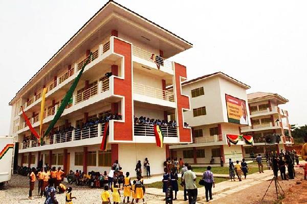 Mahama Failed To Pay For E-Block Classrooms - Akufo Addo Reveals