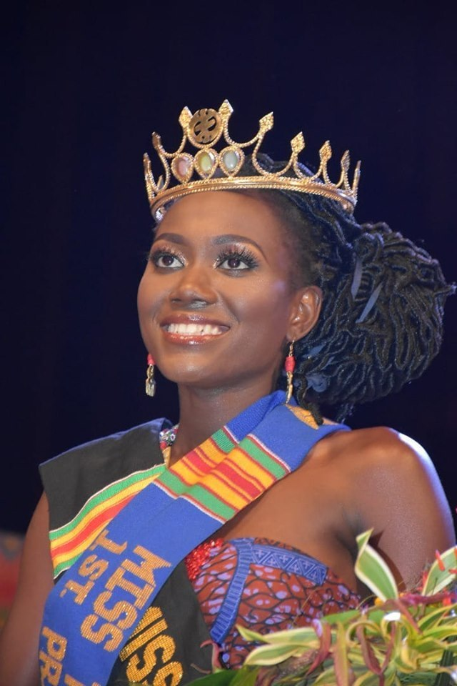 Ms. Celestina Baffowaa Crowned Miss Tourism Ghana 2019