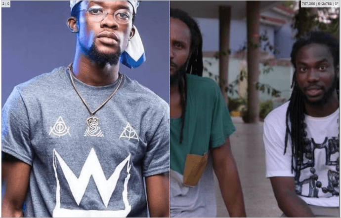 Viral Video: Worlasi, Wanlov, Mensah And Others Featured In New Musical Documentary Viral Video: Worlasi, Wanlov, Mensah And Others Featured In New Musical Documentary