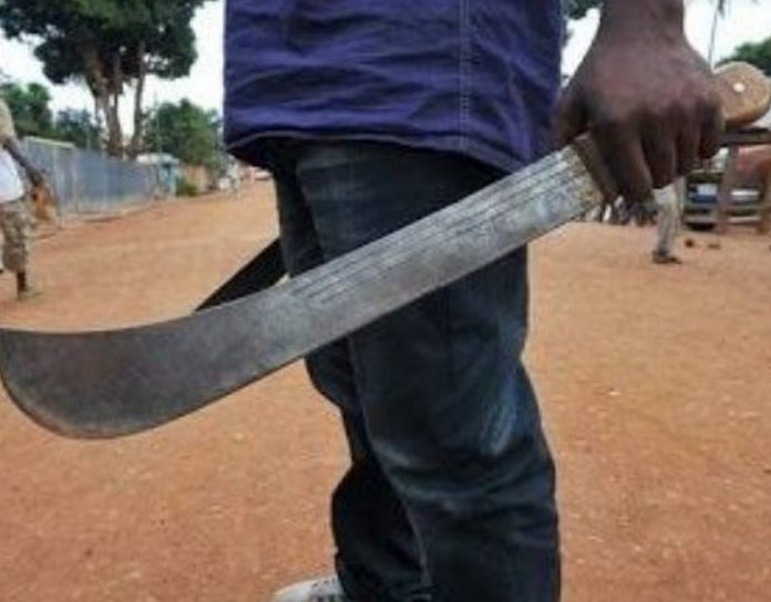 16-Year-Old Girl's Arm Butchered Over Bathroom Slippers