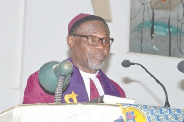 Ghanaians Crucify Petty Thieves And Leave The Real Ones - Methodist Bishop
