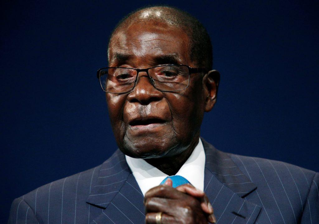 Breaking: Former Zimbabwean Dictator, Mugabe Dies At Age 95