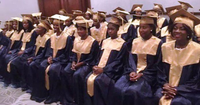 76 Former Prostitutes Graduate From Vocational Institute In Haiti