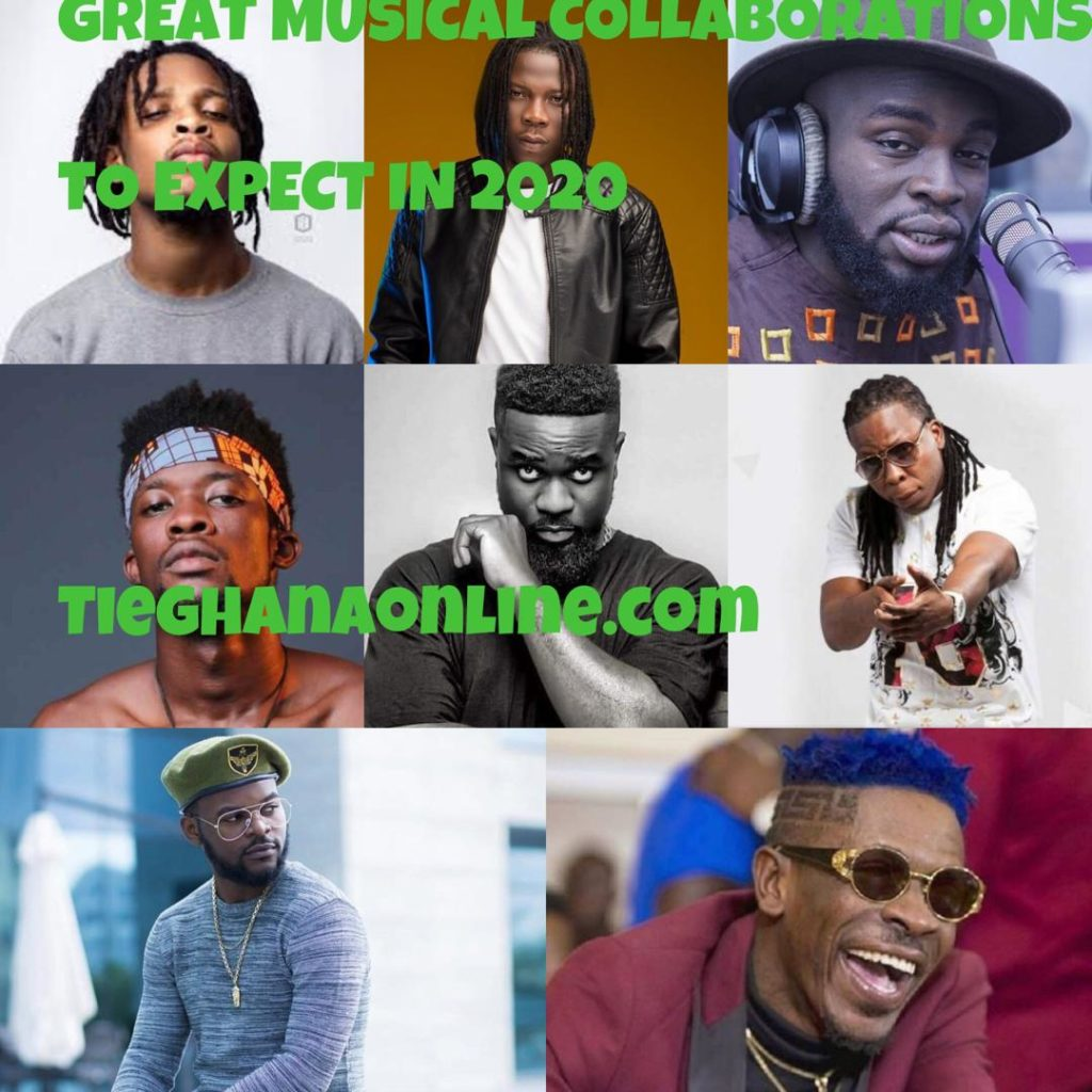 5 Music Collaborations To Expect In 2020
