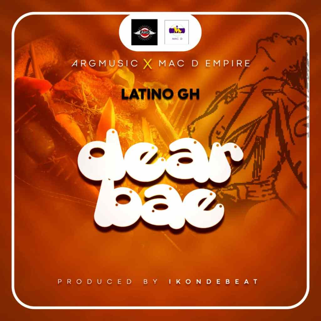 Fast uprising youngster, Latino GH refreshes the music scene with this special one which he calls Dear Bae, and it was produced by Ikondebeat.