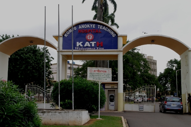 Ten staff/health officials of the Komfo Anokye Teaching Hospital (KATH) who came into contact with some COVID-19 patients have all tested negative.