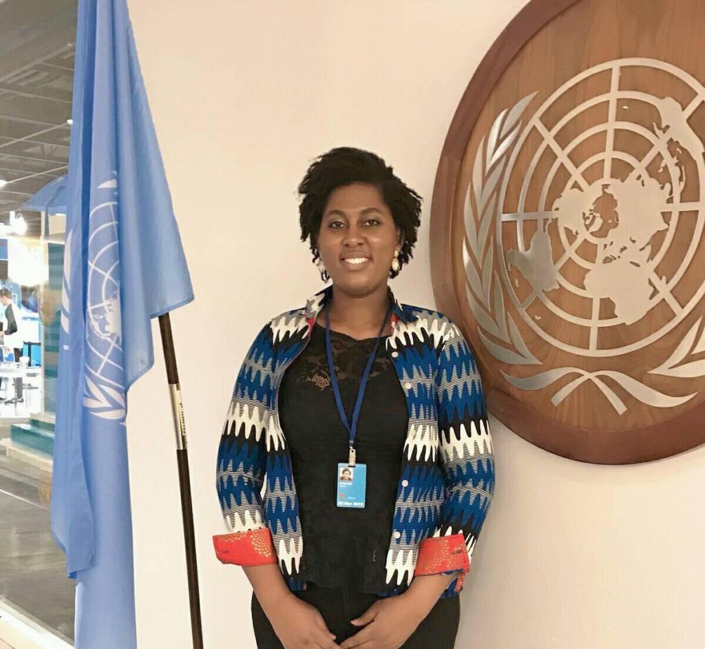 Former UG Student Amelia Amemate Selected as 2020 Gates Cambridge Scholar