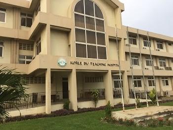 Korle-Bu doctors threaten to withdraw services
