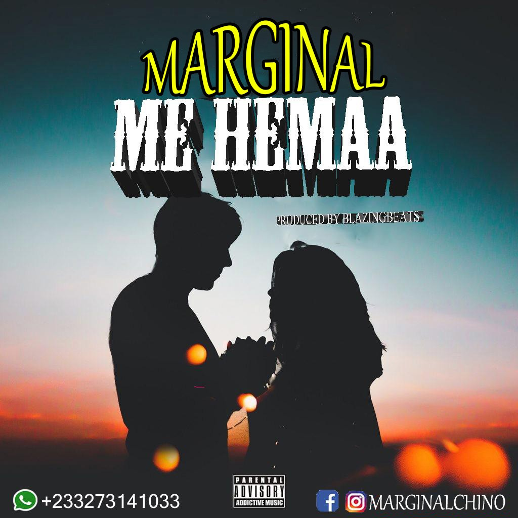 Marginal - Me hemaa (Produced By BlazingBeats)