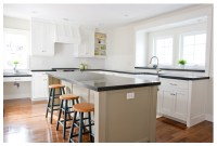 The Granite Gurus: Before & After Kitchen with Honed ...