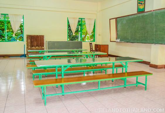 Thai Teaching Classroom Chiang Mai Thailand