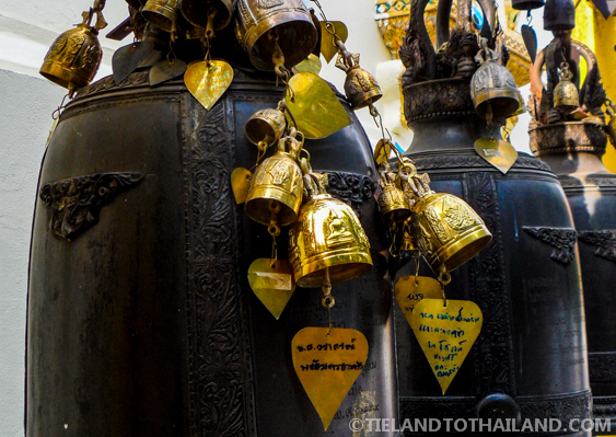 Doi Suthep Temple Bells