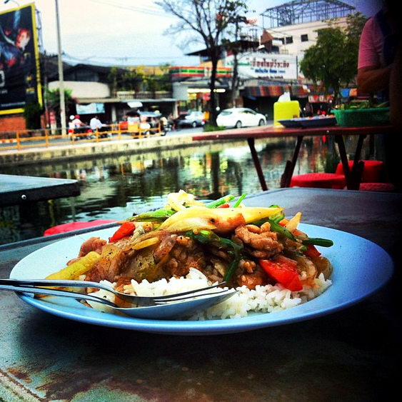 Chiang Mai Budget Meal